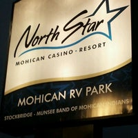 Photo taken at North Star Mohican Casino Resort by Michelle S. on 5/7/2012