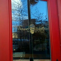 Photo taken at Samuel Beckett's Irish Gastro Pub by Patrick P. on 12/28/2011