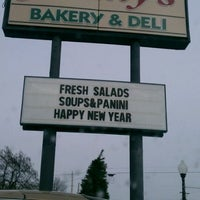Photo taken at Jimmy's Italian Bakery and Deli by Cory G. on 1/4/2012
