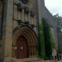Photo taken at Notre Dame Du Puy by Gaelle R. on 7/18/2011