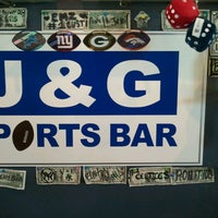 Photo taken at J&G's Sports Bar by Marcus F. on 7/1/2012