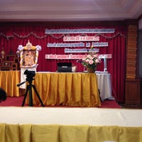 Photo taken at Phuthong Place Hotel by Kosol T. on 8/6/2012