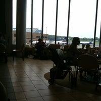 Photo taken at Gate A5 by Donovan on 8/11/2012