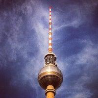Das Foto wurde bei Alexanderplatz von André A. am 9/10/2012 aufgenommen