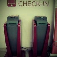 Photo taken at Terminal 2 by Eja C. on 6/2/2012