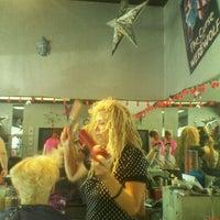 Photo taken at Headlines Hair Salon by Cory L. on 9/8/2011
