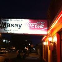 Photo taken at Masay Pizza & Sandwich by Sergio Emilio R. on 1/24/2012