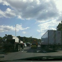 Photo taken at The Mixmaster - I84/Rt8 by Jennifer E. on 6/29/2011