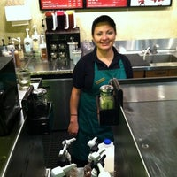 Photo taken at Starbucks by Matt P. on 12/5/2011