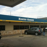 Photo taken at Kuntry Korner by Josh on 6/14/2012