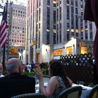 Photo taken at Brasserie Ruhlmann by Walter B. on 6/15/2012