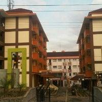 Photo taken at Rusunawa Jurug by Deny B. on 12/3/2011