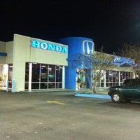 ... Photo Taken At Jerry Damson Honda By Mel O. On 12/28/2010 ...