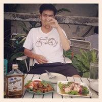 Photo taken at ประชาสโมสร by Aun S. on 4/29/2012