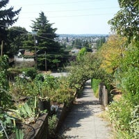 Photo taken at Phinney Ridge P Patch by Elliot M. on 9/13/2012