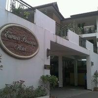 Photo taken at Eurana Boutique Hotel by Aumrak k. on 3/10/2012