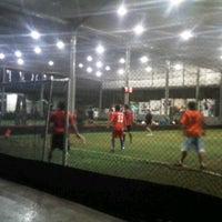 Photo taken at Champions Futsal Ma Chung by Junanto C. on 6/19/2011
