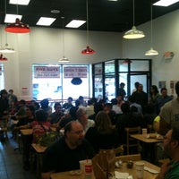 Photo taken at Five Guys by Jason O. on 9/30/2011