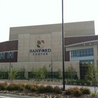 Photo taken at Sanford Center by Bob L. on 7/1/2011