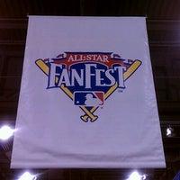 Photo taken at MLB All Star Fan Fest by John F. on 7/9/2011
