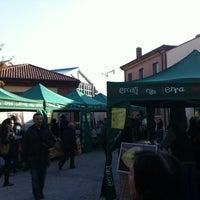Photo taken at Mercato della Terra by Nicola M. on 11/19/2011