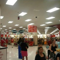 Photo taken at Target by Juju F. on 6/10/2012