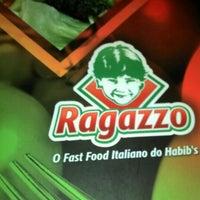 Photo taken at Ragazzo by Diego Z. on 9/8/2011