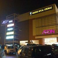 Photo taken at AEON Mall by Yasuhiro S. on 11/15/2011