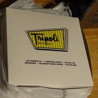 Photo taken at Tripoli Bakery by Sabrina B. on 2/18/2012