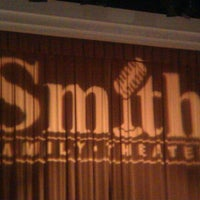 Photo taken at Smith Family Theater by Cabin Fever Vacations .. on 9/3/2011