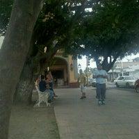Photo taken at Paletas de la Villa by Arturo G. on 12/31/2011