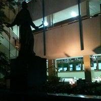 Photo taken at Universitas Katolik Indonesia Atma Jaya by Claudia Santi F. on 5/10/2012