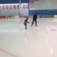 Photo taken at William G. Mennen Sports Arena by Sonya Cabrera P. on 6/19/2012