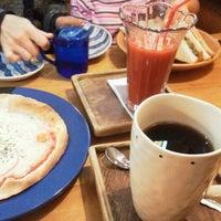 11/27/2011によいどれキングが珈琲屋OB 流山店で撮った写真