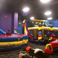 Photo taken at Pump It Up by Paul C. on 1/2/2011