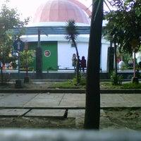 Photo taken at Gedung memorabilia taman pintar by Tri Bayu W. on 7/3/2012