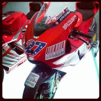 Photo taken at Ducati Motor Factory & Museum by Ciccio F. on 9/10/2012