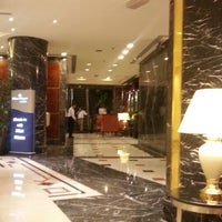 Photo taken at Makkah Millennium Towers by Refah D. on 7/27/2012