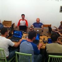 Photo taken at המתחם by Yaniv Z. on 10/20/2011