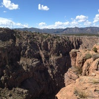Photo taken at Royal Gorge Bridge & Park by Patrick R. on 9/3/2012
