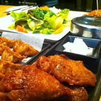 Photo taken at BonChon Chicken by Artid J. on 10/2/2011