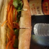 Photo taken at Nicky's Vietnamese Sandwiches by Atlanta A. on 9/23/2011