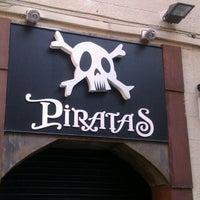 Photo taken at Discoteca Piratas by Mgajam on 9/29/2011