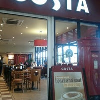 Photo taken at Costa Coffee by Luděk P. on 9/11/2012
