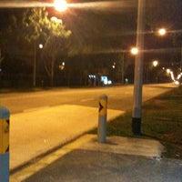 Photo taken at 50 Tuas West Drive by Yoke Yin A. on 10/4/2011