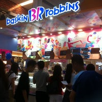 Photo taken at Baskin-Robbins by E A. on 7/31/2012