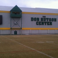 Photo taken at Don Hutson Center by CHRIS H. on 2/24/2012