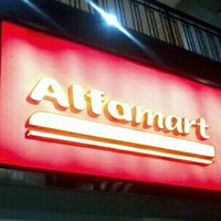 Photo taken at Alfamart central park by Angga P. on 2/9/2012