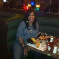 Photo taken at Chuck's Alibi Pub & Seafood House by Colleen M. on 11/16/2011