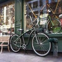 Photo taken at Zen Bikes by RenatoNYC .. on 3/14/2012